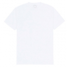 (1301)Adult Short Sleeve Tee - White