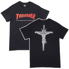 [Thrasher] Resurrection T-Shirt - Black