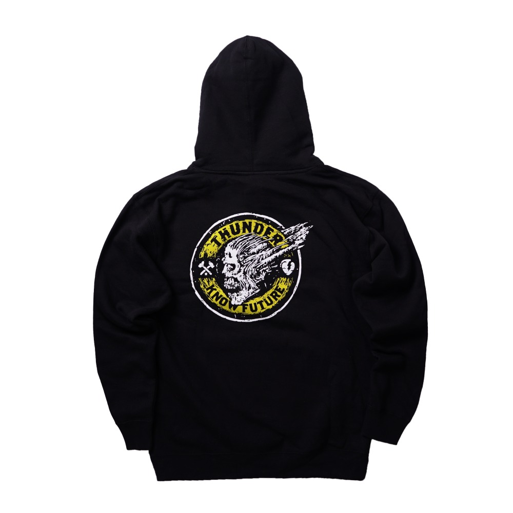 [썬더] SCRMING MAINLINE HOOD - BLACK/YELLOW