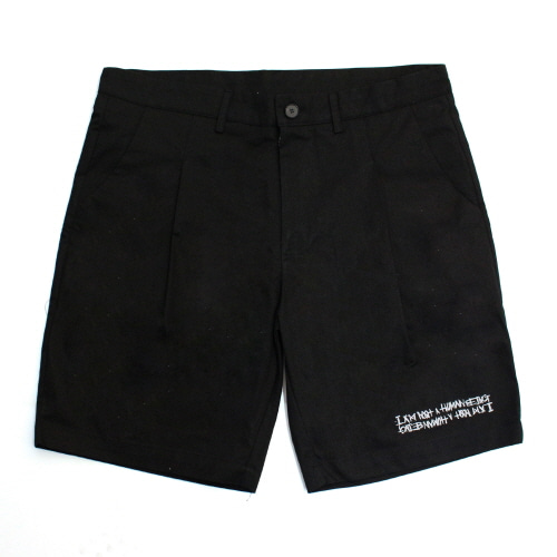 [17SS] Basic Logo Shorts - Black