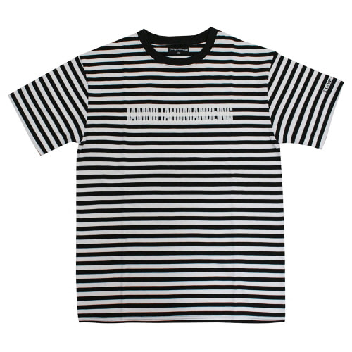 [17SS] Soft Print T-Shirts - Black
