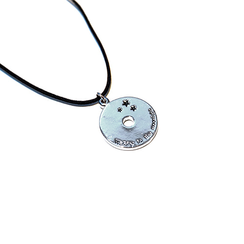 [HAWHA] Moonlight coin choker