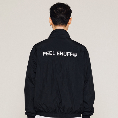 [필이너프] SIGNATURE LOGO TRACK JACKET