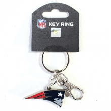 Patriots Heavyweight Key Chain