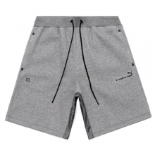 Puma X Stampd Sweat Short - Heather Grey