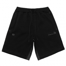 Puma X Stampd Sweat Short - Black