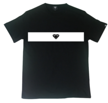[Genuine Heart]Box Logo Tee - Black