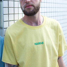 [Peppers] Paradise Tee - Yellow