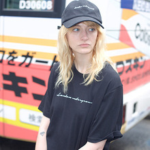 [Peppers]Logo Tee - Black