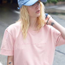 [Peppers]Underground Tee - Pink