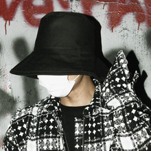 [Maremoto]black bucket hat