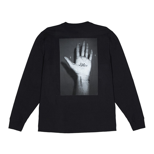 [Fucking Awesome] Dice Hand L/S - Black
