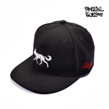 [50%할인][SPECIALGUEST]SG SNAP HATS - DOG BK
