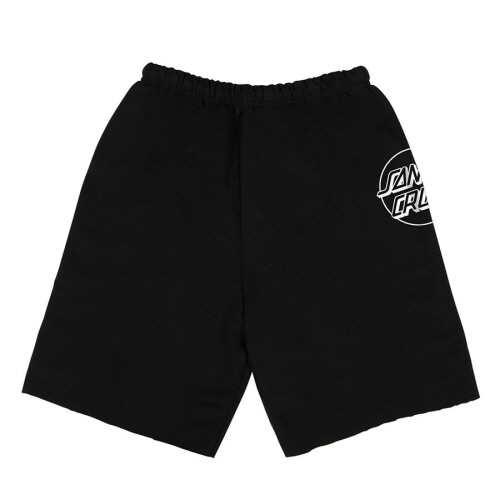 [SANTA CRUZ] OPUS DOT SHORT - BLACK