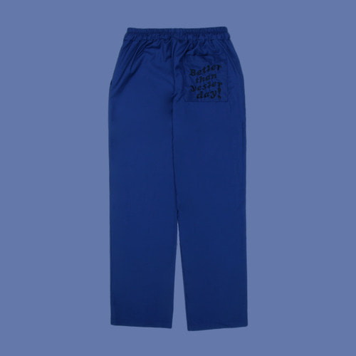 [DUCKDIVE] BTSD LONG PANTS_NAVY