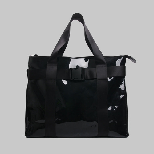 [DUCKDIVE] +82 T.D&M.G BAG_BLACK ENAMEL