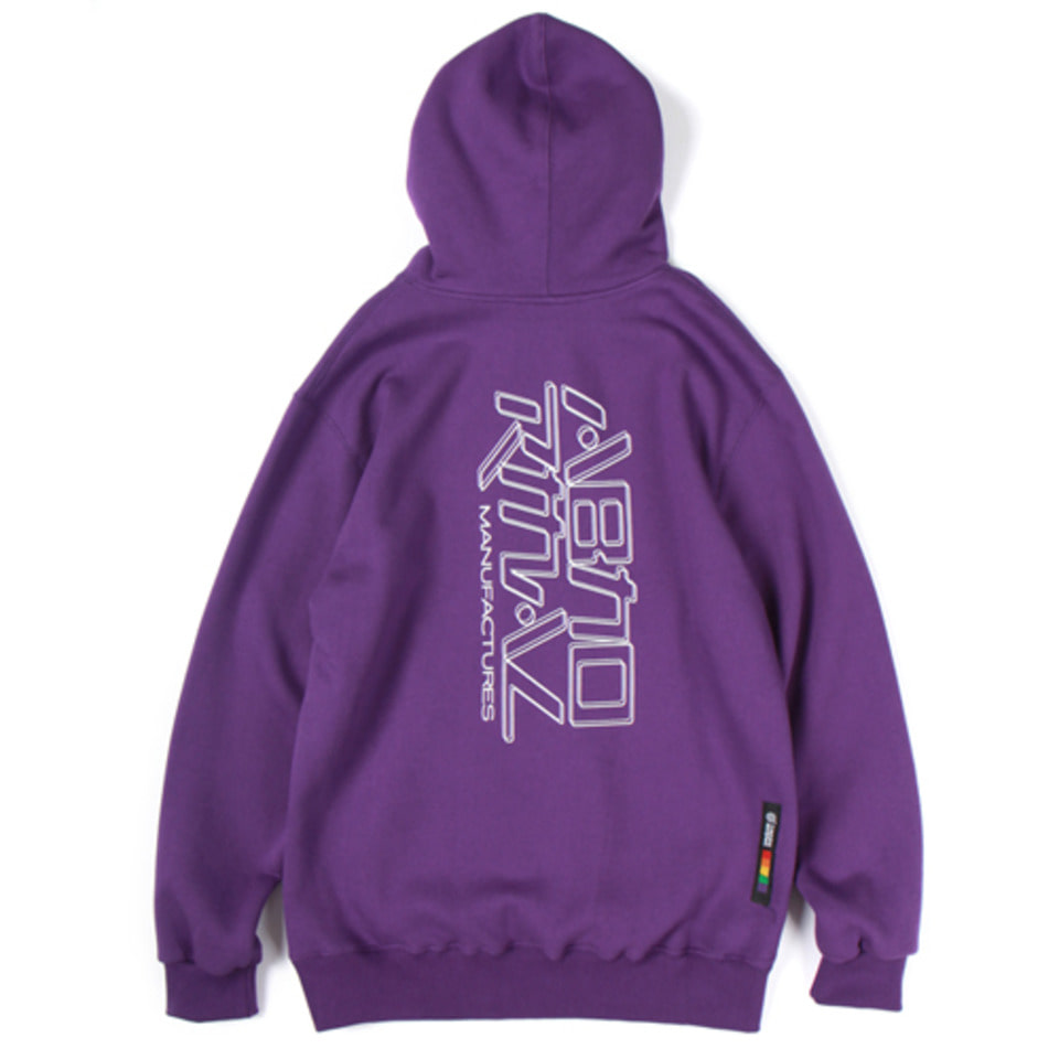 [앱놀머씽] 18 Manufactures Hood (Purple)