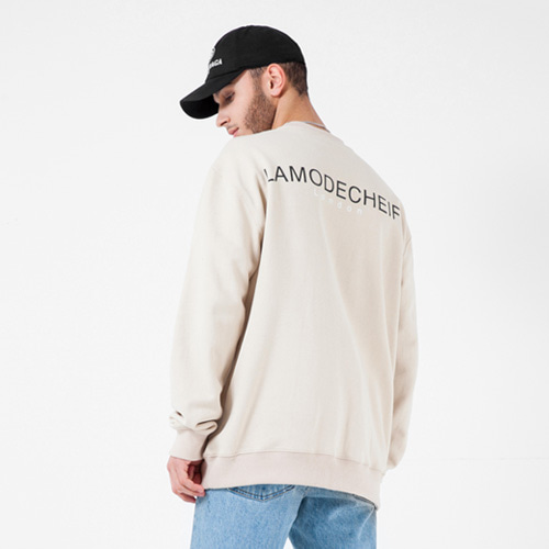 [LAMODECHIEF] LAMC TAKE PLEASURE MTM (BEIGE)
