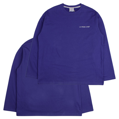 [LAMODECHIEF] LAMC LUMINOUS LONG SLEEVE (BLUE)