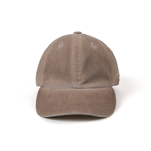 Washed Hat (HAND MADE) - BEIGE