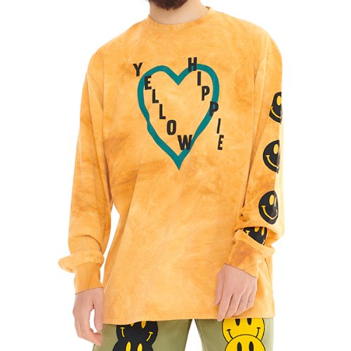 LONG SLEEVE SHIRTS - YELLOW