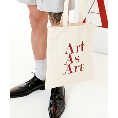 ART AS ART ECO BAG