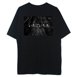 [YORKMINSTER] Shadow Tree Short Sleeve - Black
