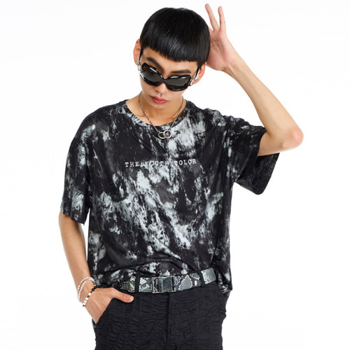 [THEGREATEST] GT19SUMMER 07 Youth Color T-Shirt BLACK