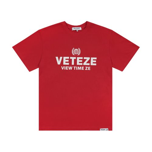 [VETEZE] Earth Campaign T-Shirt (red)