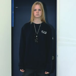 [APPARELXIT] UNISEX DISK SERVICE SWEAT SHIRTS NAVY