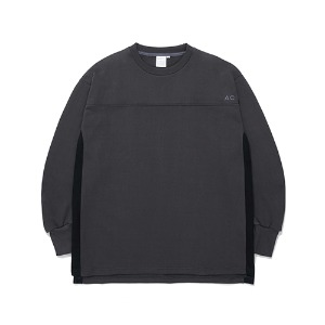 [AAC] Galaxy HITman Crewneck -dark gray