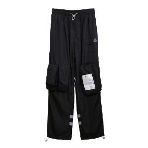 [AAC] 0.20 Smock Pants-black