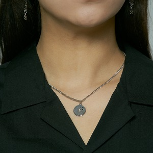 [HAWHA] Moonlight necklace