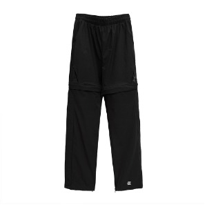 [AAC] V.S Detachable Pants-black