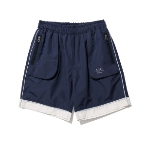[AAC] Mod01 Reflective Shorts-navy