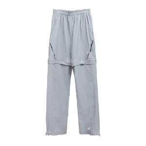 [AAC] V.S Detachable Pants-gray