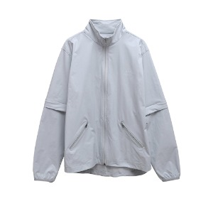 [AAC] V.S Detachable Zip Jacket-gray