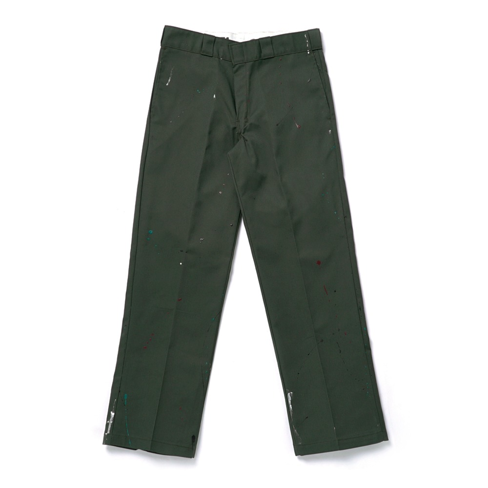 [퓨처랩] Dickies 874 Custom Painting Pants (Original Fit) - KHAKI