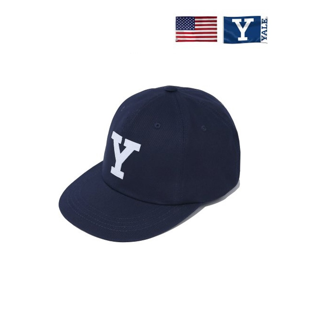 [PHYS.ED DEPT] BIG Y BALL CAP NAVY