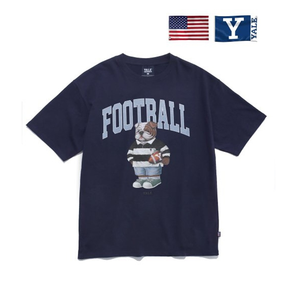 [PHYS.ED DEPT] RUGBY HANDSOME DAN TEE NAVY