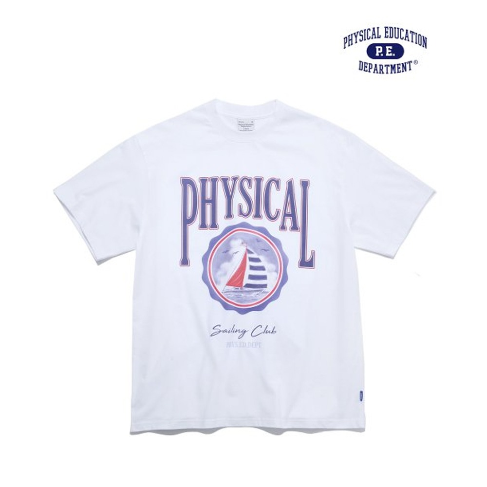 [PHYS.ED DEPT] SAILING CLUB WHITE