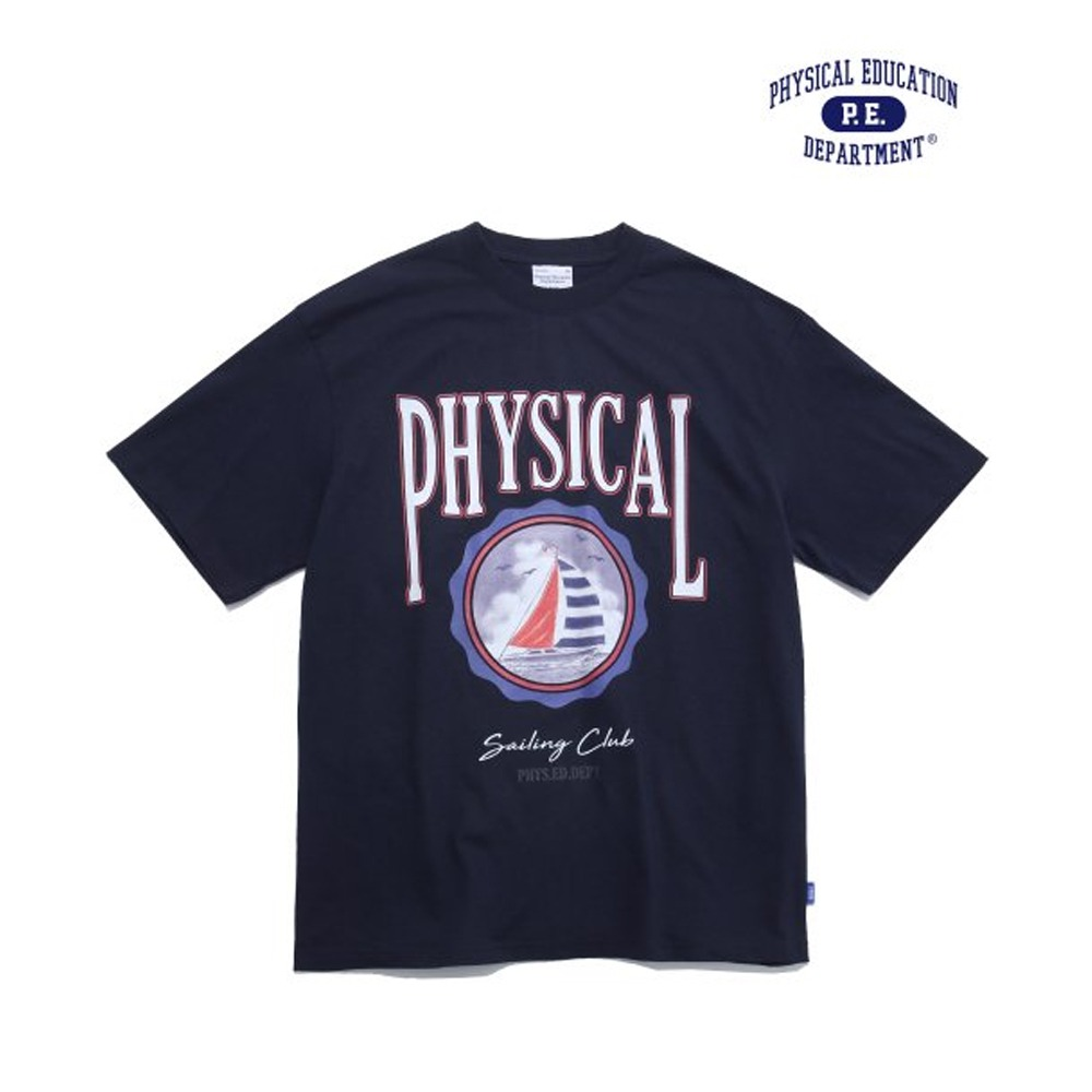 [PHYS.ED DEPT] SAILING CLUB NAVY