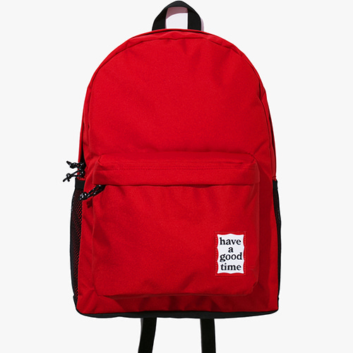 [Have a good time] Frame Backpack - Red